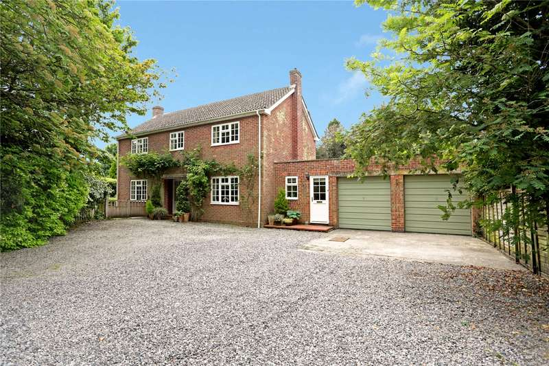 5 Bedrooms Detached House for sale in High Street, Burbage, Marlborough, Wiltshire, SN8