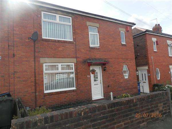 3 Bedrooms Semi Detached House for sale in Eastbourne Avenue, Newcastle upon Tyne