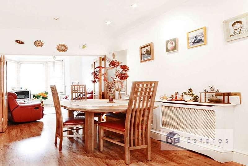 4 Bedrooms Terraced House for sale in Frobisher Road, Haringey N8