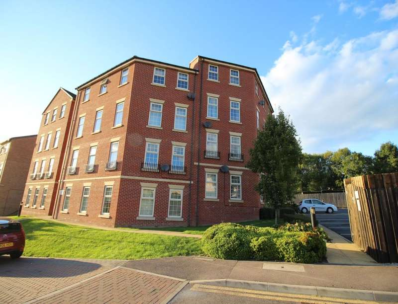 2 Bedrooms Flat for sale in Barnsbridge Grove, Barnsley, S70