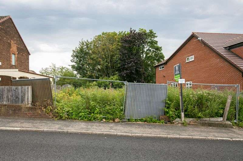 Land Commercial for sale in Building plot at Wilton Avenue, Whelley, WN2 1BQ