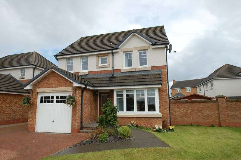 4 Bedrooms Detached House for sale in Hurley Burn Gardens, Carluke