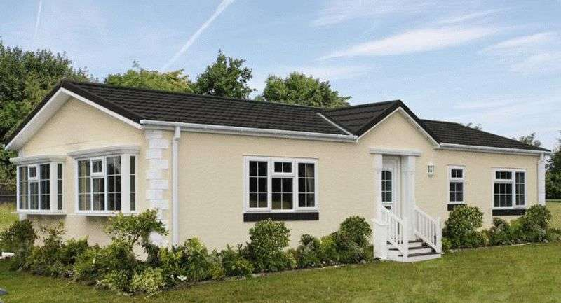Bungalow for sale in 14 Priors Walk, St. Johns Priory Park, Faringdon Road, Lechlade, Gloucestershire, GL7 3EZ