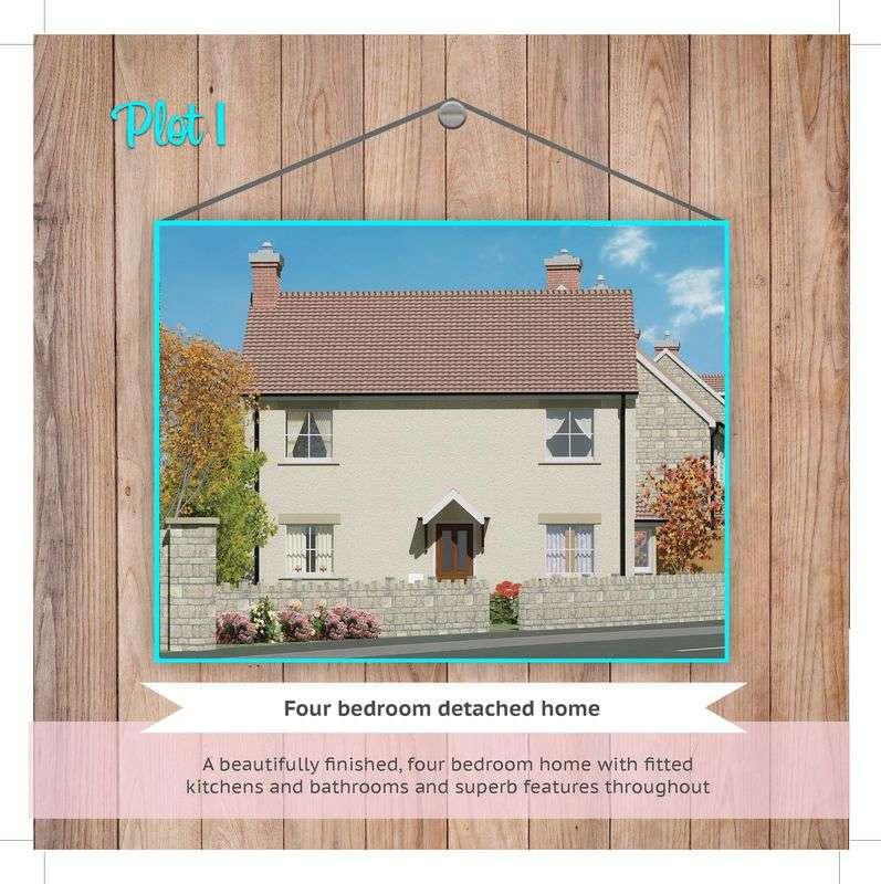 4 Bedrooms Detached House for sale in Cobblers Way, Westfield