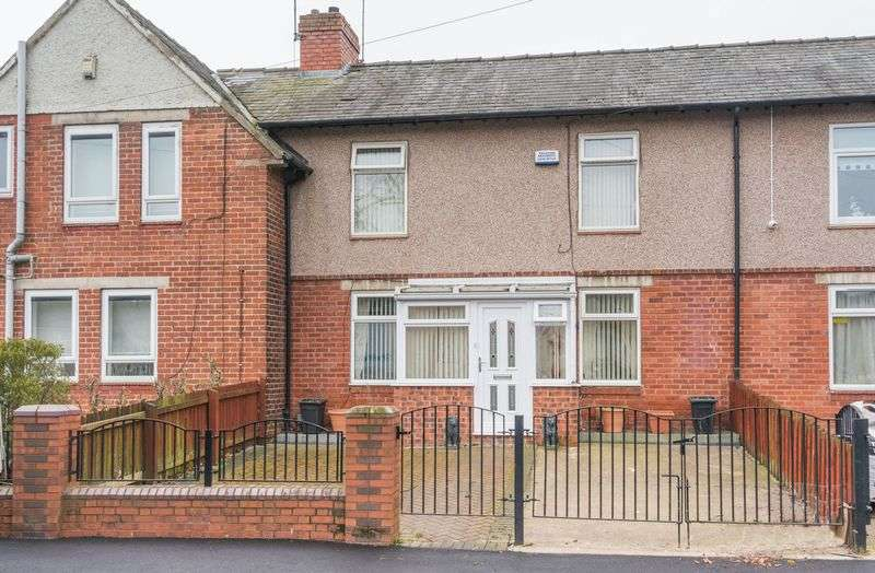 2 Bedrooms Terraced House for sale in Downham Road, Firth Park, S5 6QB - Conservatory To The Rear