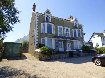 5 Bedrooms Semi Detached House for sale in Lon Engan, Abersoch, Gwynedd, LL53