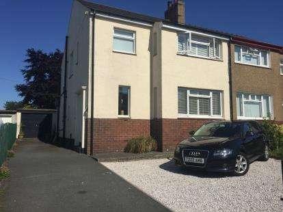House for sale in Bryn Eithinog, Bangor, Gwynedd, LL57