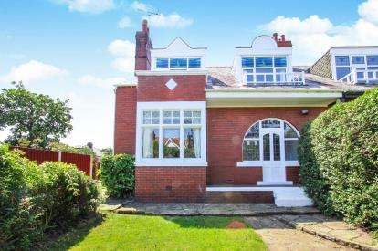 4 Bedrooms Semi Detached House for sale in Oxford Road, Lytham St. Annes, Lancashire, England, FY8
