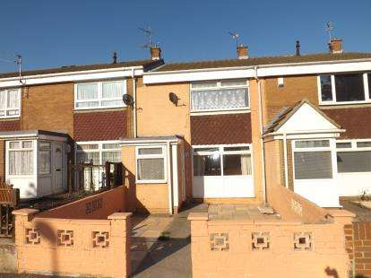 2 Bedrooms Terraced House for sale in Laygate Place, South Shields, Tyne and Wear, NE33