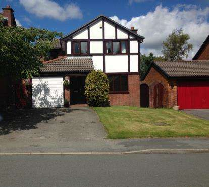 4 Bedrooms House for sale in Templecombe Drive, Bolton, Greater Manchester