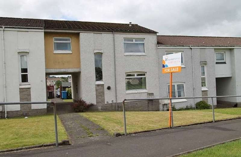 3 Bedrooms Terraced House for sale in Nightingale Place, Johnstone