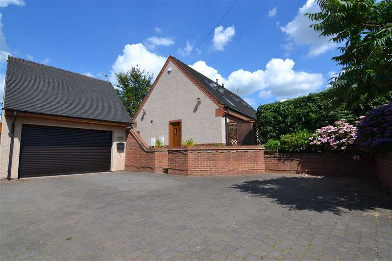 4 Bedrooms Detached House for sale in The Buttery, School Lane, Stafford