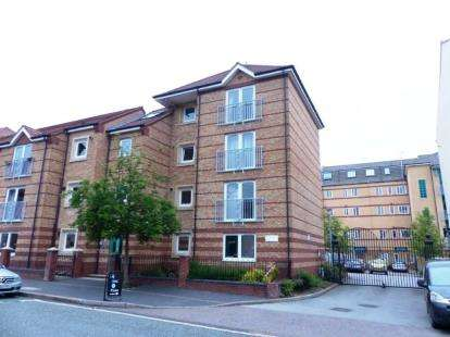 2 Bedrooms Flat for sale in Carpathian Court, Chamberlain Court, Birmingham, West Midlands
