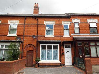 3 Bedrooms Terraced House for sale in Esme Road, Birmingham, West Midlands