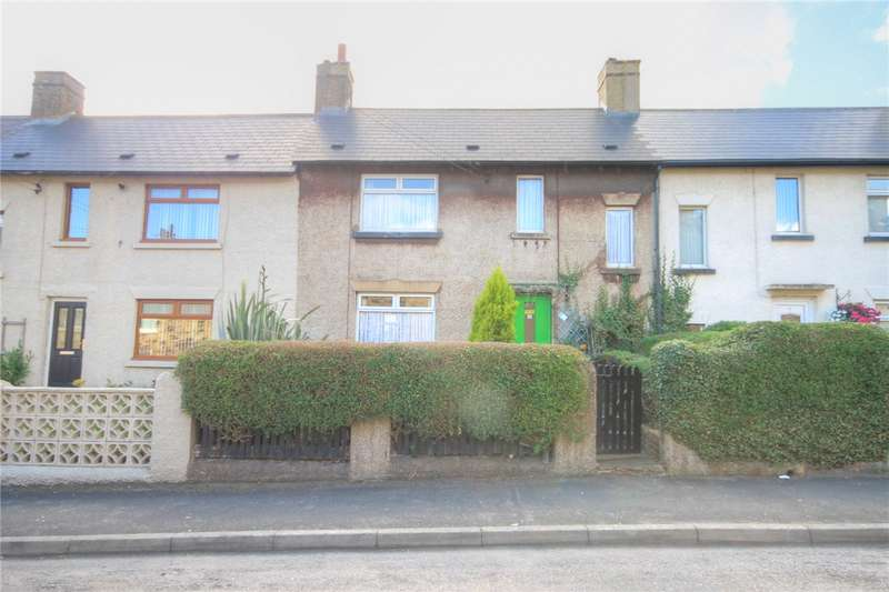 3 Bedrooms Terraced House for sale in Constance Street, Consett, County Durham, DH8