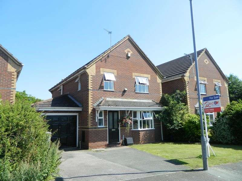4 Bedrooms Detached House for sale in Goldsmith Drive, Ettiley Heath