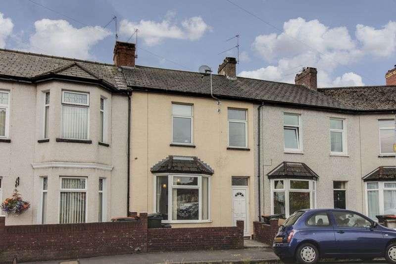 3 Bedrooms Terraced House for sale in Goodrich Crescent, Newport