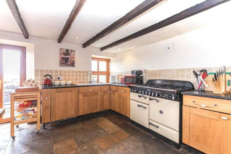 3 Bedrooms Detached House for sale in High Grain, Cowshill, Bishop Auckland, County Durham, DL13