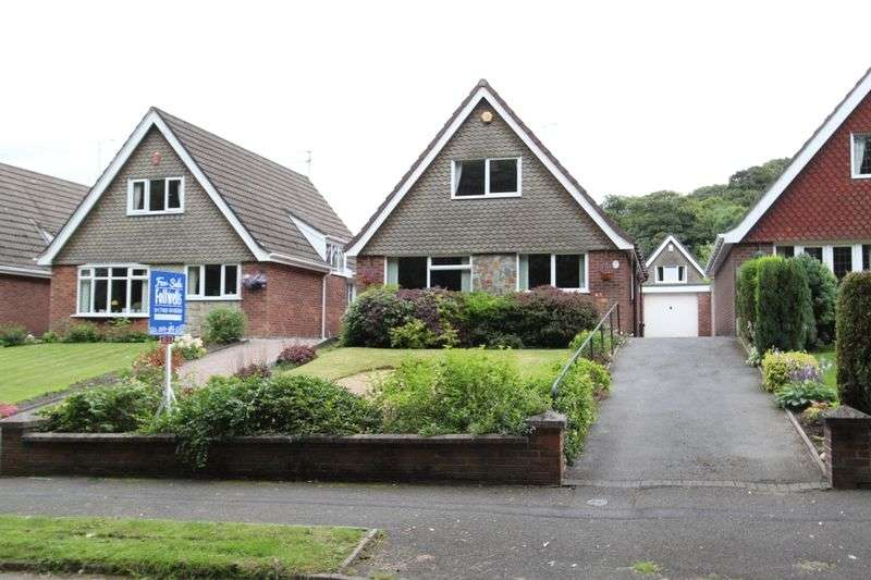 3 Bedrooms Detached Bungalow for sale in Boat Horse Road, Kidsgrove