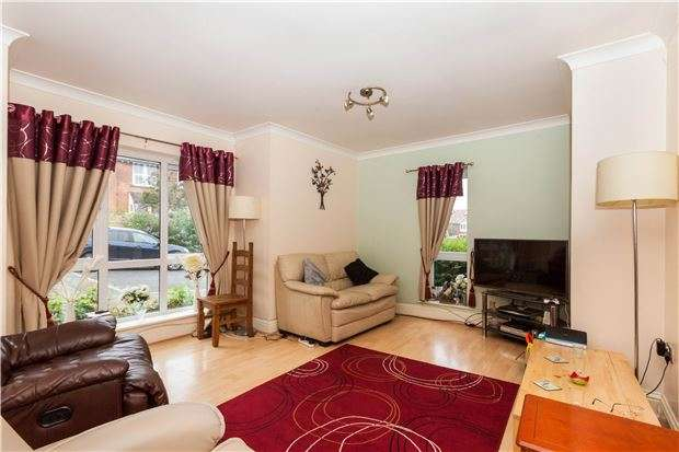 3 Bedrooms End Of Terrace House for sale in Buchanan Gardens,St Leonards, TN38