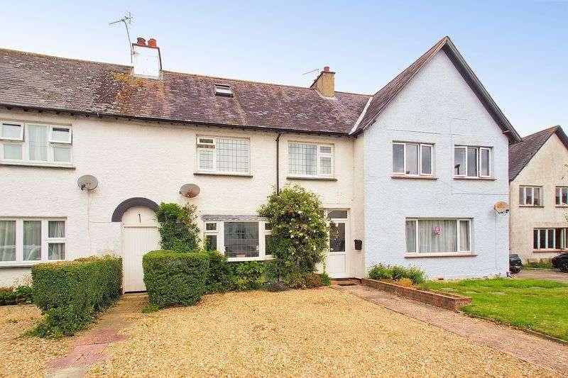 4 Bedrooms Terraced House for sale in Somerset Gardens, Bognor Regis, PO21