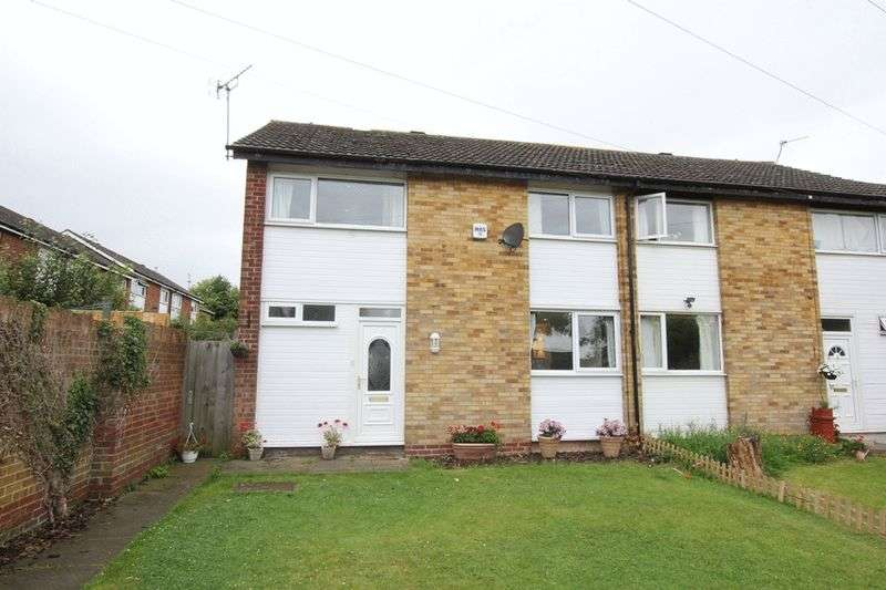 4 Bedrooms Semi Detached House for sale in Cheshire Way, Pensby, Wirral