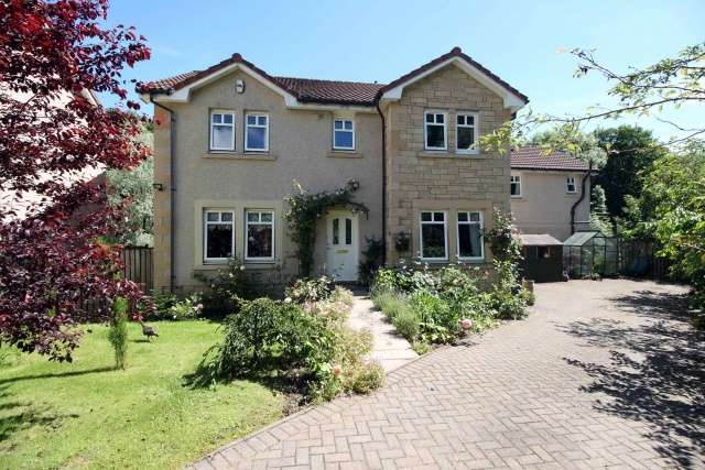 5 Bedrooms Detached House for sale in Ian Rankin Court, Cardenden, Lochgelly, KY5 0DR