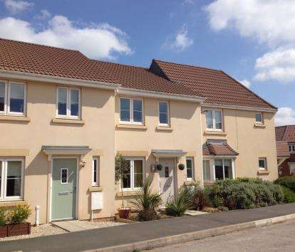 3 Bedrooms Terraced House for sale in Norton Fitzwarren, Taunton, Somerset
