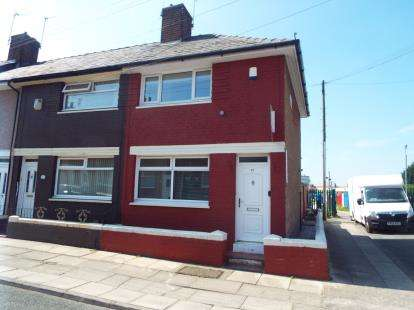 2 Bedrooms End Of Terrace House for sale in Forfar Road, Liverpool, Merseyside, L13