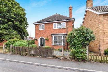 3 Bedrooms Detached House for sale in Henry Street, Evesham, Worcestershire, .