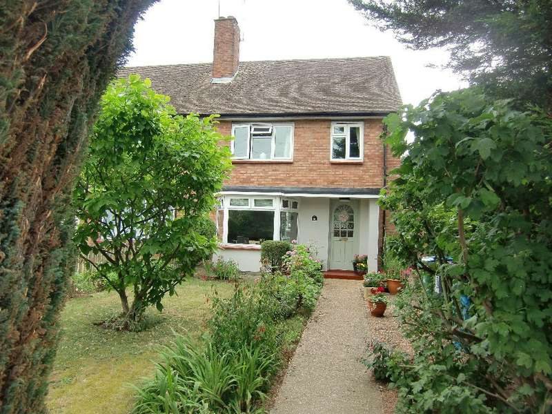3 Bedrooms Semi Detached House for sale in Fairfolds, Watford, Herts, WD25