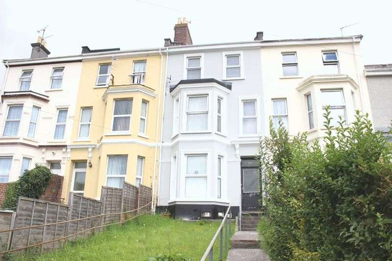 1 Bedroom Flat for sale in Alexandra Road, Ford, Plymouth
