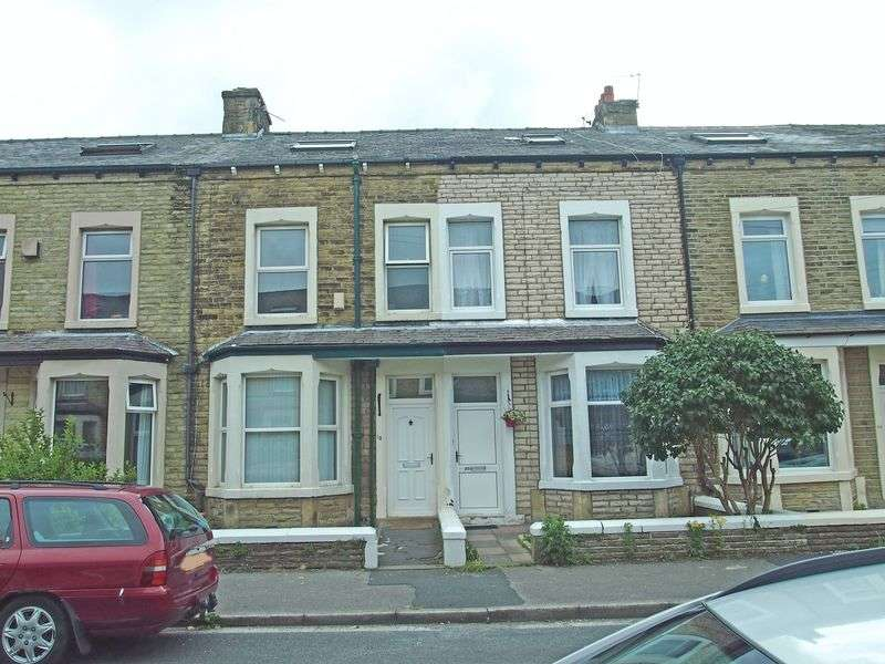 3 Bedrooms Terraced House for sale in Osborne Road, Morecambe