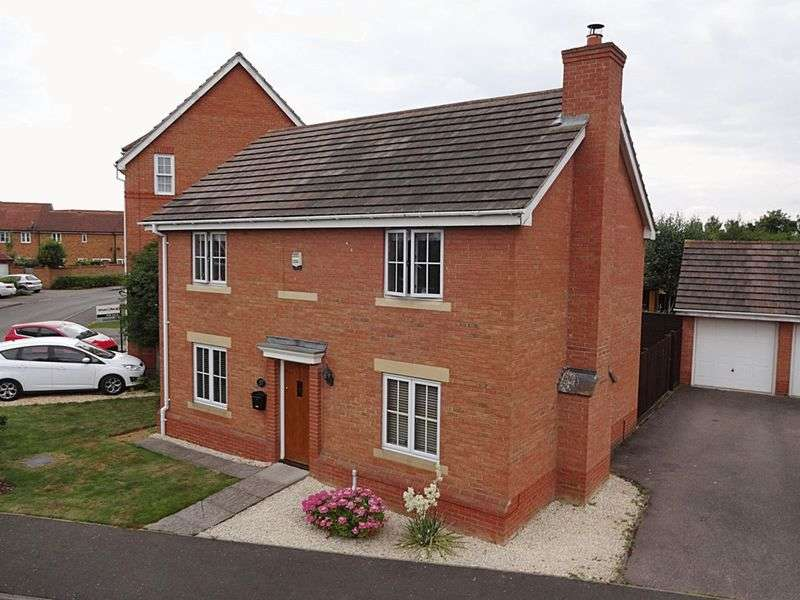 4 Bedrooms Detached House for sale in Howes Drive, Marston Moretaine