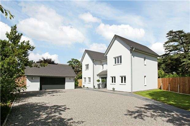 5 Bedrooms Detached House for sale in Stone, BERKELEY, Gloucestershire, GL13 9JY