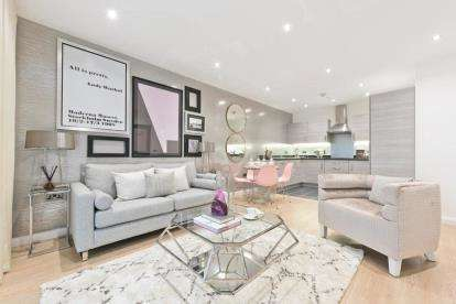 2 Bedrooms Flat for sale in Pembroke Apartments, Campsbourne Road, London