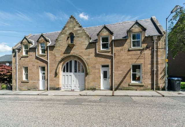 2 Bedrooms End Of Terrace House for sale in Croft Street, Galashiels, Borders, TD1 3BP