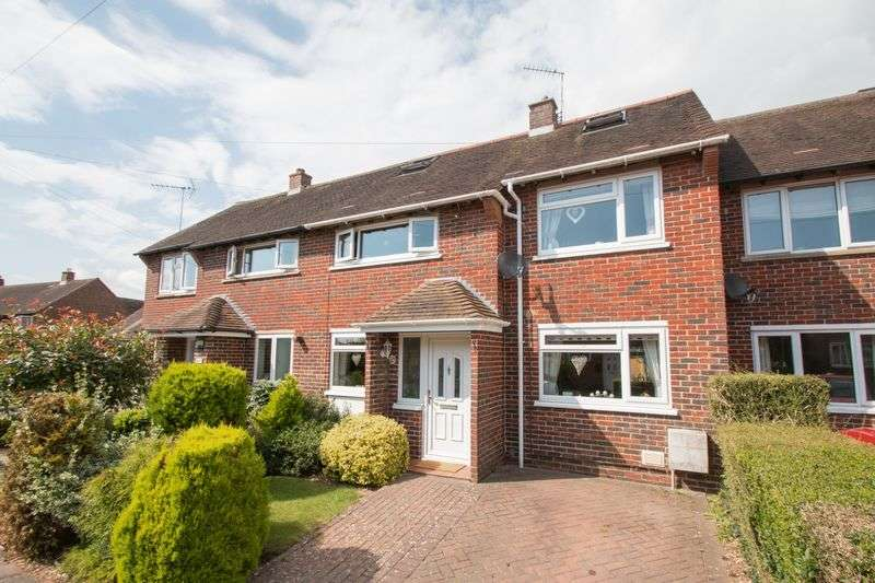 4 Bedrooms Terraced House for sale in Heather Close, West Ashling