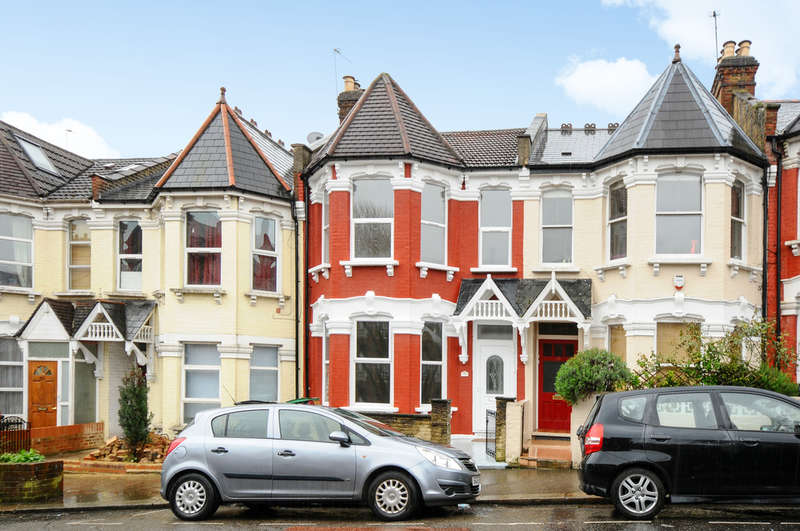 4 Bedrooms Terraced House for sale in Mattison Road, Harringay