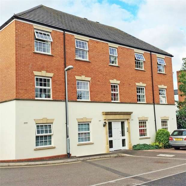1 Bedroom Flat for sale in Gatehouse Court, Taunton, Somerset