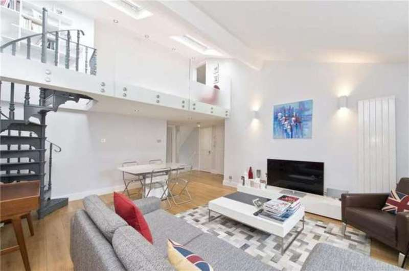 3 Bedrooms Apartment Flat for sale in Penywern Road, London
