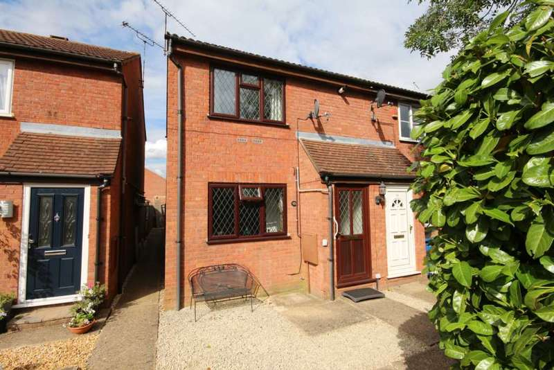 2 Bedrooms End Of Terrace House for sale in Cross Gates Close, Martins Heron