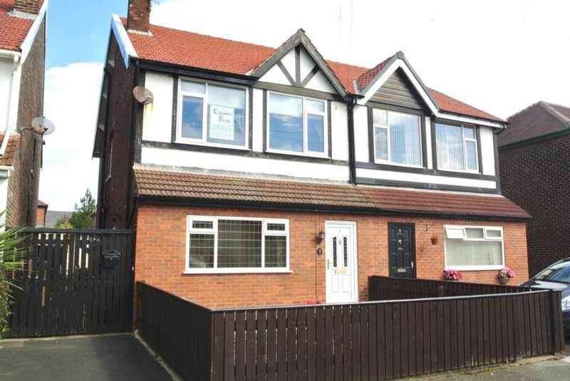 2 Bedrooms Maisonette Flat for sale in Roseway, Blackpool, FY4 2PW