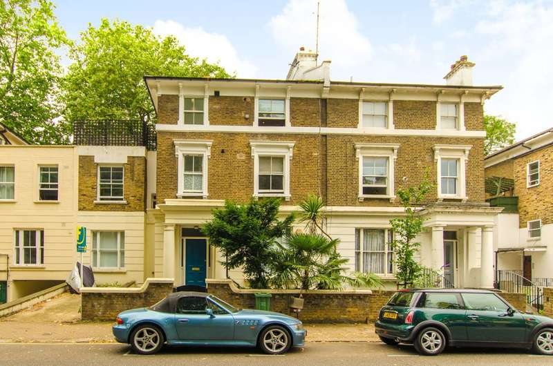 1 Bedroom Flat for sale in Oval Road, Camden, NW1