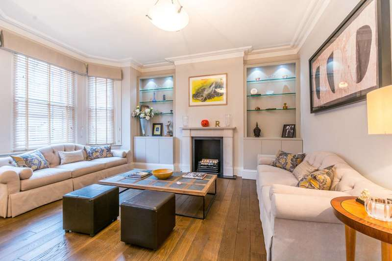 3 Bedrooms Flat for sale in Cumberland Mansions, Marylebone, W1H
