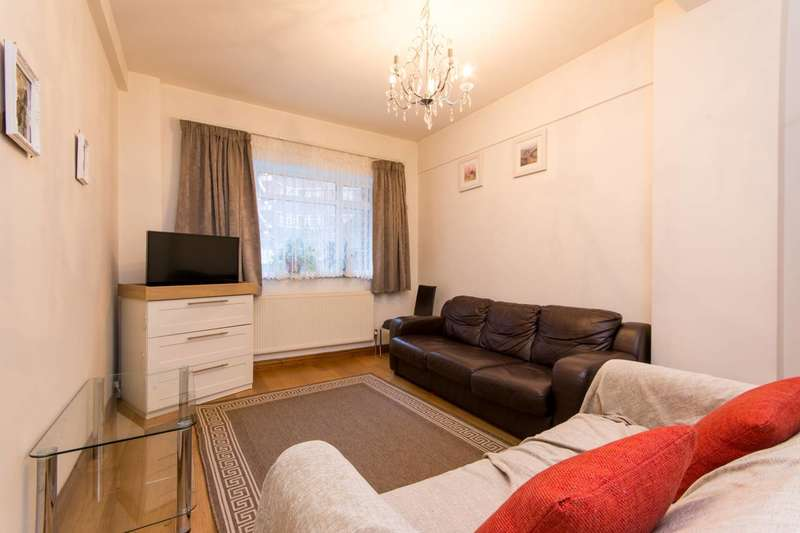 2 Bedrooms Flat for sale in Edith Villas, West Kensington, W14