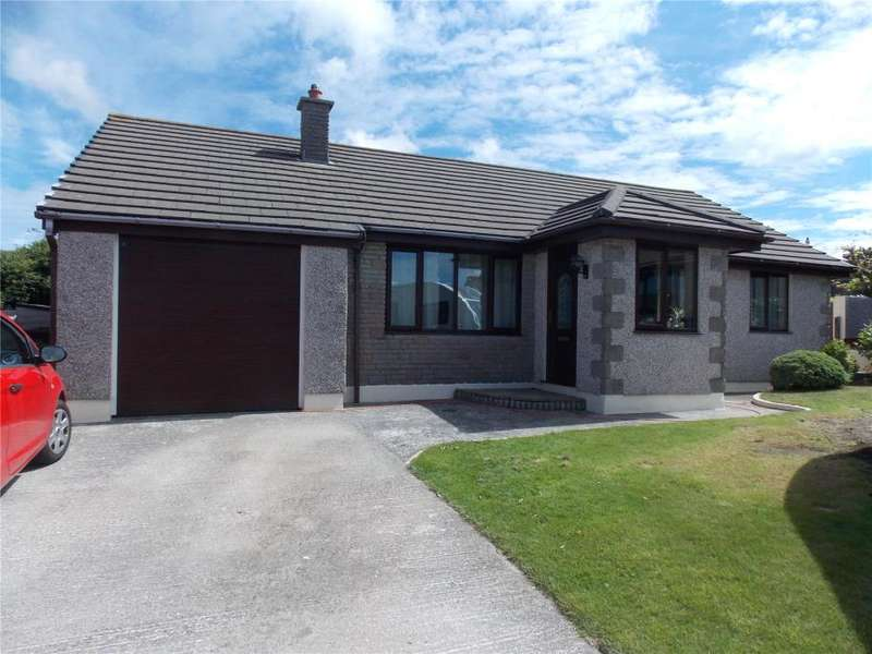 4 Bedrooms Detached Bungalow for sale in Knights Way, Mount Ambrose, Redruth