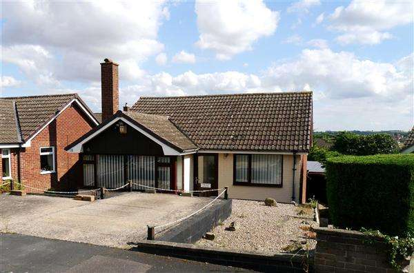 2 Bedrooms Detached Bungalow for sale in The Haverlands, Gonerby-Hill-Foot, Grantham