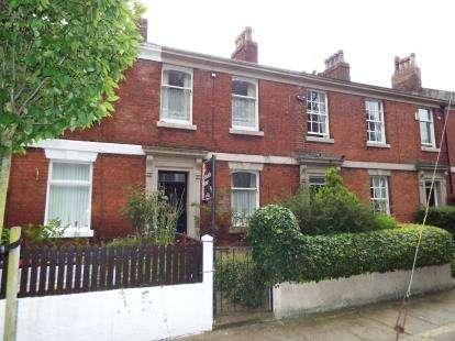 2 Bedrooms Terraced House for sale in St. Ignatius Square, Preston, Lancashire, PR1