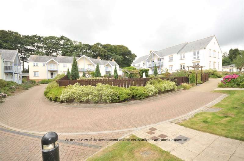 2 Bedrooms Flat for sale in Pendower, Roseland Parc, Fore Street